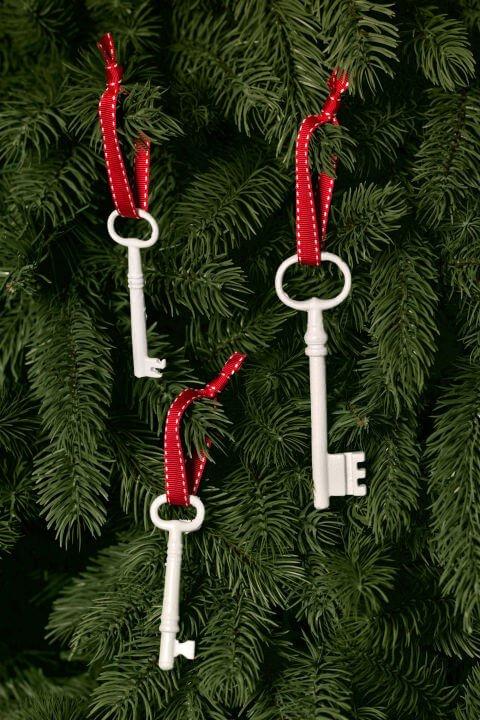 15 DIY Weihnachtsdeko Ideen - Weihnachten dekorieren - DIY Deko Weihnachten - Advent - Weihnachtsbasteln - Weihnachten Deko selber machen - Bastelideen - Christbaumschmuck selber machen Ideena