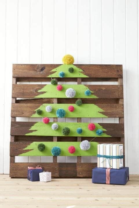 diese diy weihnachtsdeko ideen werden deine wohnung verzaubern. Black Bedroom Furniture Sets. Home Design Ideas