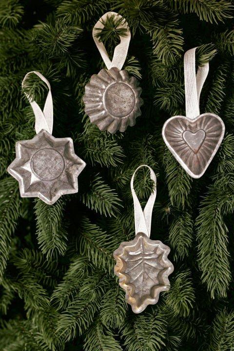 15 leichte DIY Weihnachtsdeko Ideen zum Selbermachen - Weihnachten DIY Bastelideen