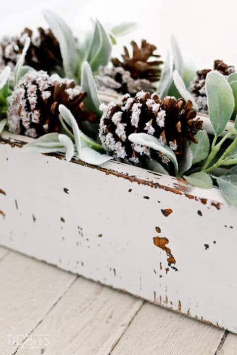 15 leichte DIY Weihnachtsdeko Ideen zum Selbermachen - Weihnachten DIY Dekoideen