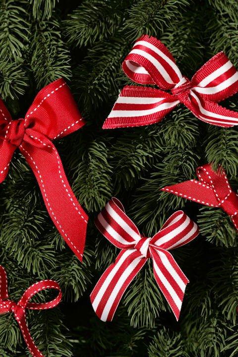 15 leichte DIY Weihnachtsdeko Ideen zum Selbermachen - Weihnachten DIY Christbaumschmuck