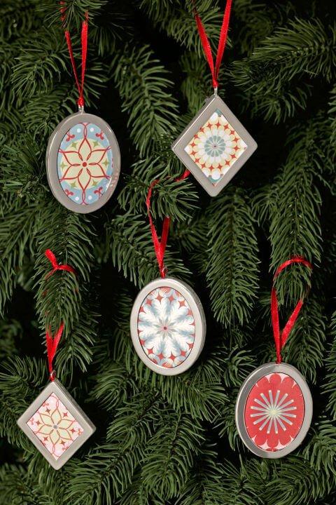 15 leichte DIY Weihnachtsdeko Ideen zum Selbermachen - Weihnachten DIY Weihnachts Deko Ideen