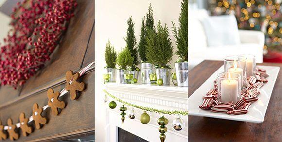 Diese Ideen für DIY Weihnachtsdekoration sorgen für festliche Stimmung
