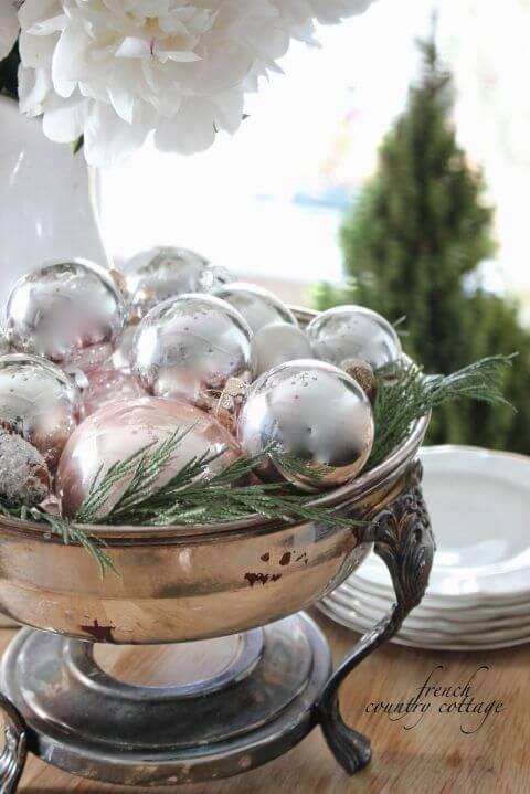 15 Ideen für DIY Weihnachtsdekoration - Weihnachten Dekoideen - Weihnachtsdeko - dekorieren Christbaumschmuck