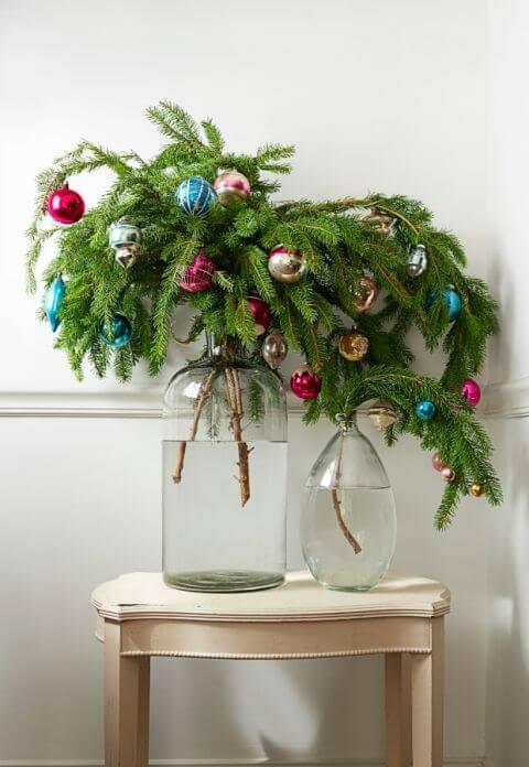 15 Ideen für DIY Weihnachtsdekoration - Weihnachten Dekoideen - Weihnachtsdeko - dekorieren