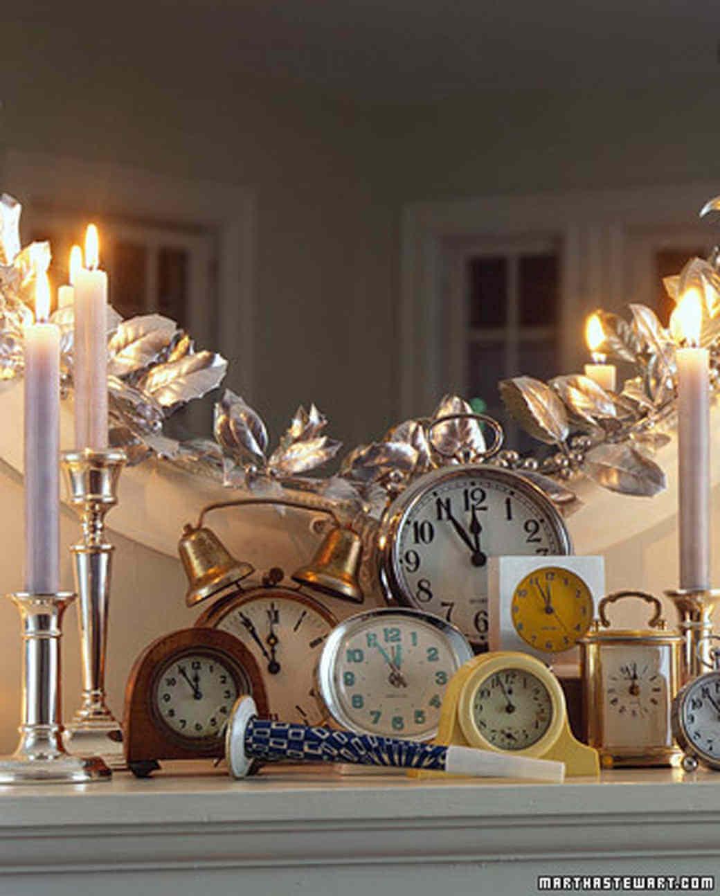 15 Silvester Dekoideen - Partydeko Ideen - Silvesterparty - DIY Dekoideen zum Selbermachen - Silvester dekorieren - Party Deko Ideen