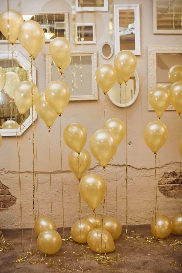 15 Silvester Dekoideen - Partydeko Ideen - Silvesterparty - DIY Dekoideen zum Selbermachen - Silvester dekorieren