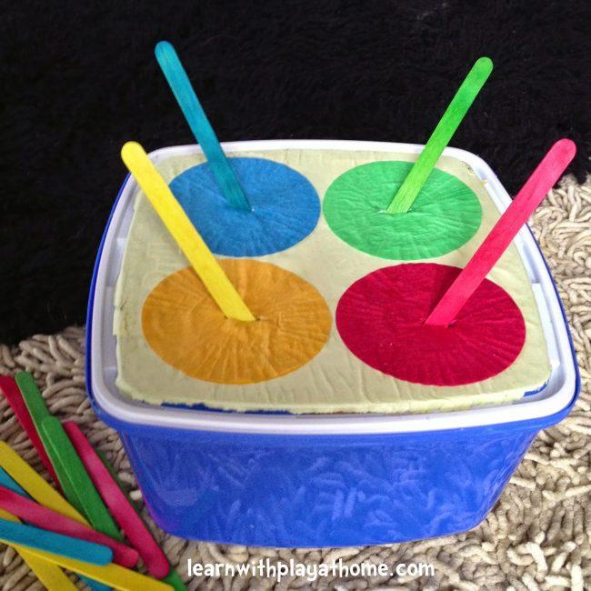 Babyspielzeug basteln -10+ süße DIY Bastelideen zum Selbermachen - Baby Spielzeug basteln - Babys - Kleinkinder