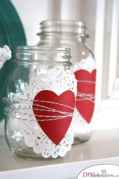 Diese valentinstag deko ideen lassen herzen h her schlagen for Deko ideen valentinstag
