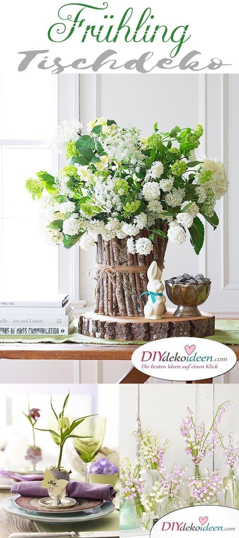 Frühling Tischdeko, Frühlingstischdeko, Tischdeko, Tisch dekorieren, Blumendeko, Blumen Tischdeko, Frühling, Frühlingsdeko, Frühling dekoireren, Frühling Dekoidee