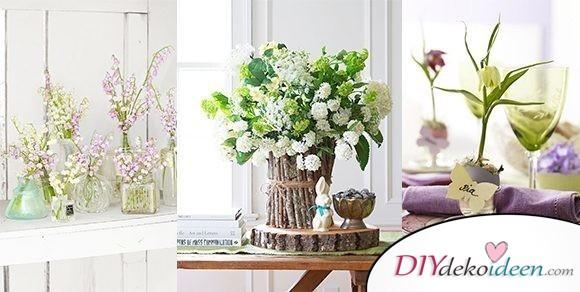 Farbenfrohe DIY Dekoideen für eure Frühling Tischdeko