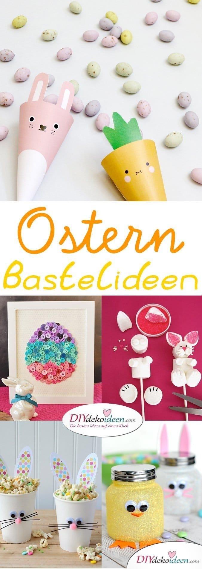 Bastelideen für Ostern, DIY Bastelideen für Ostern, Ostern basteln, Oster Bastelidee, Oster Deko, Osterdeko, Dekoideen Ostern, Bastelideen Ostern