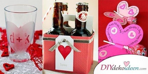 diy valentinstag bastelideen f r karten deko und geschenke. Black Bedroom Furniture Sets. Home Design Ideas