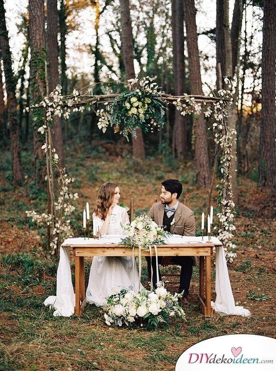 Die Schonsten Diy Dekoideen Fur Eine Rustikale Hochzeit