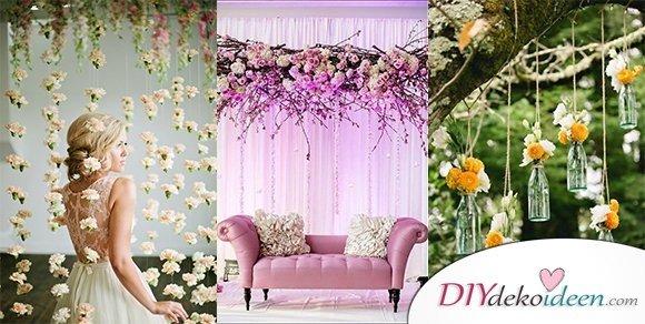 Durch diese DIY Hochzeitsfotohintergründe gelingt jedes Bild