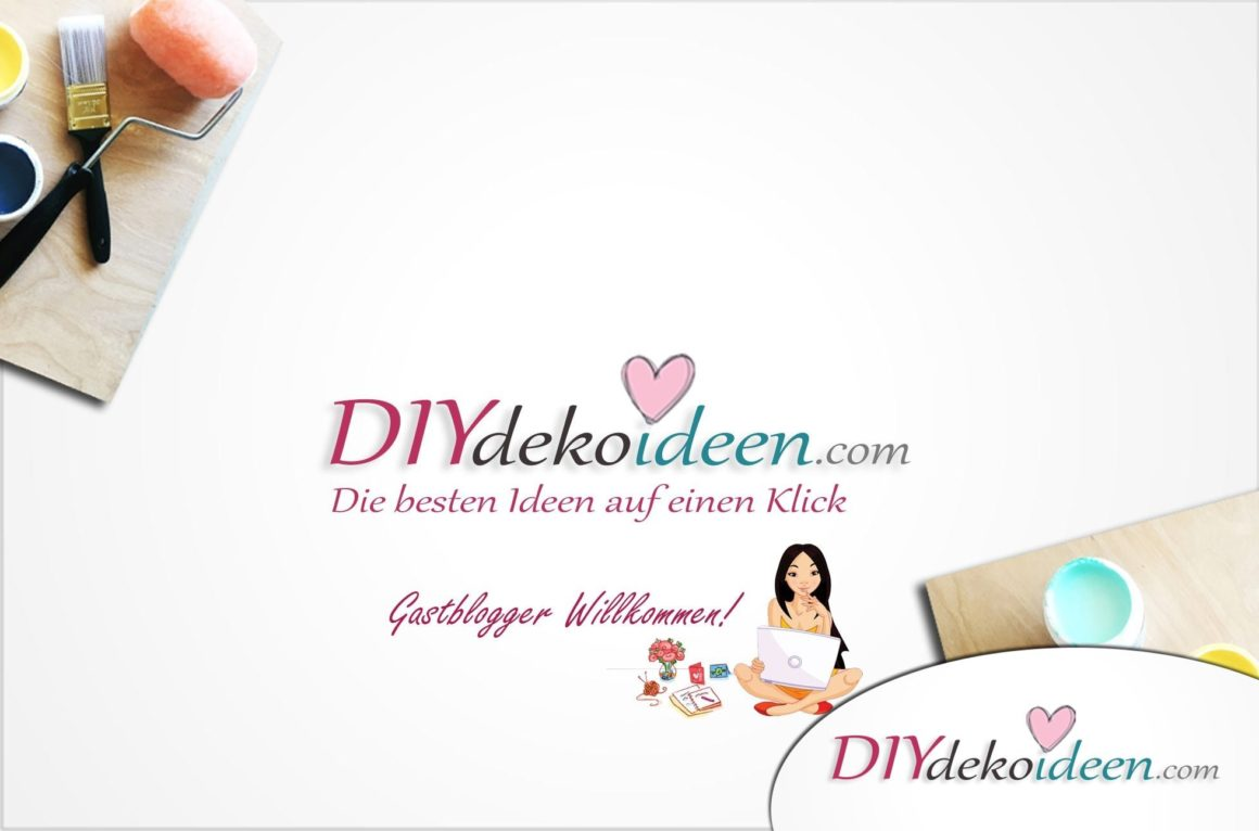 DIYDEKOIDEEN | diy ideen – deko – bastelideen – geschenke – dekoration