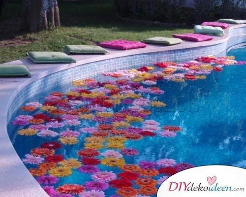 tropische Party, Party Deko, DIY Dekoideen, Partydeko, Party Dekoideen, Motto Party, dekorieren, feiern, Karibik, Tropen,