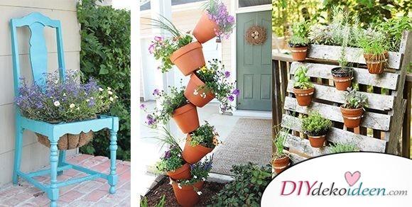 Diese tollen DIY Gartenprojekte sind an einem Tag fertig