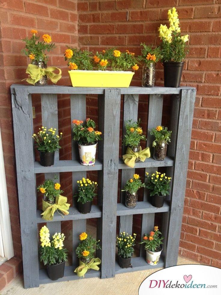 Gartenprojekte, Garten DIY Dekoideen, DIY Dekoideen, Gartendeko, Garten dekorieren, Frühling Garten, Frühjahr Garten, Dekoideen, Blumendeko