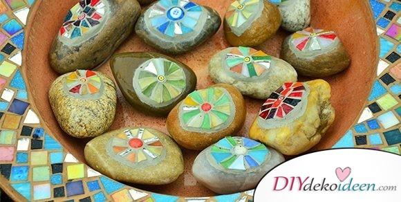 Dekoratives aus Mosaik-Fliesen – Anregungen für ein kunstvolles Zuhause