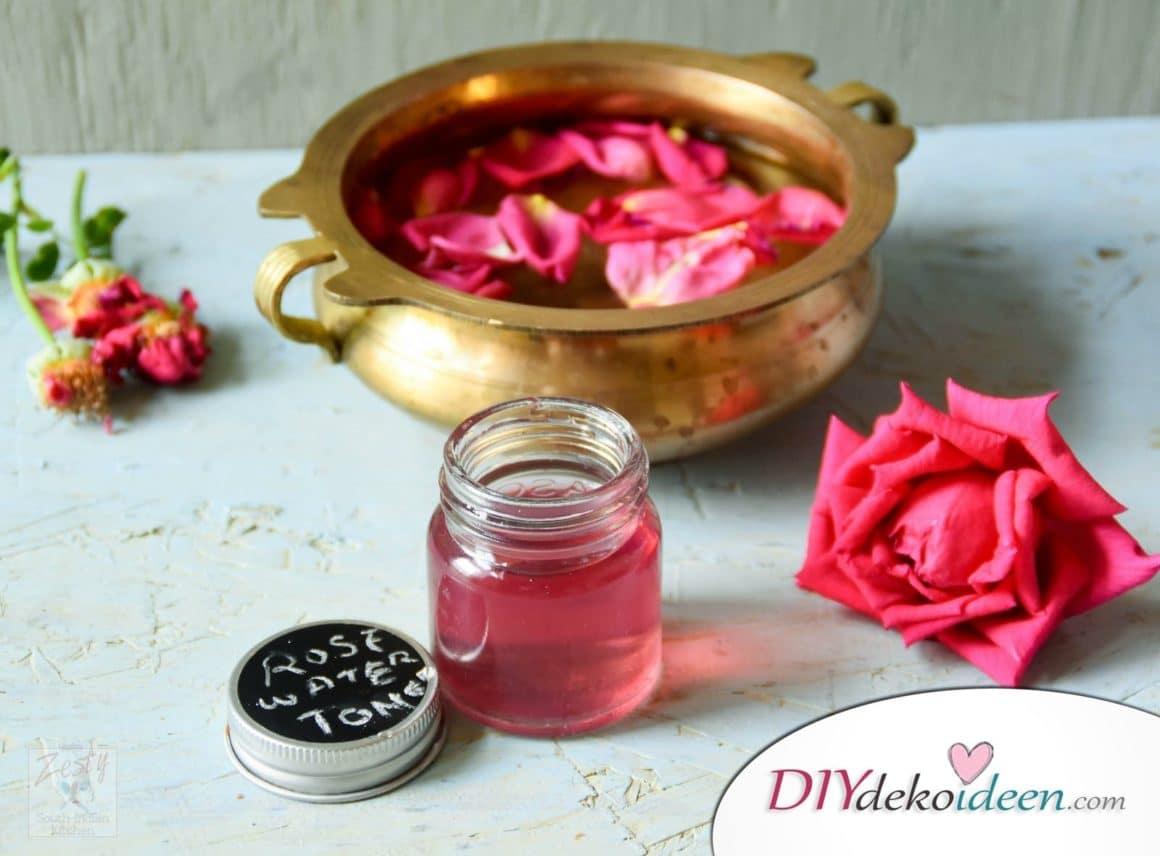10 Hausmittel für schöne Haut, Rosenwasser, Hausmittel, strahlende Haut, schöner Teint, schöne Haut, Hausmittel Rezepte, Beautytipps, Beautyrezepte, Schönheit, DIYdekoideen, Schönheitstipps