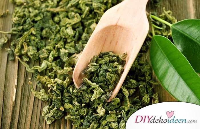 8 Hausmittel für gesunde und schöne Haut, Grüner Tee, Hausmittel, strahlende Haut, schöner Teint, schöne Haut, Hausmittel Rezepte, Beautytipps, Beautyrezepte, Schönheit, DIYdekoideen, Schönheitstipps