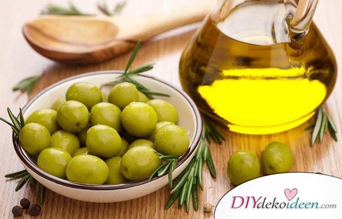 10 Hausmittel für schöne Haut, Olivenöl, Hausmittel, strahlende Haut, schöner Teint, schöne Haut, Hausmittel Rezepte, Beautytipps, Beautyrezepte, Schönheit, DIYdekoideen, Schönheitstipps