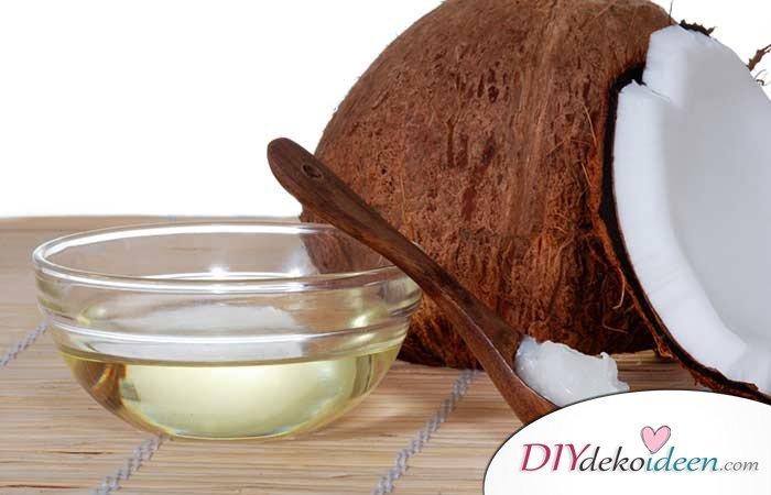 10 Hausmittel für schöne Haut, Kokosnussöl, Hausmittel, strahlende Haut, schöner Teint, schöne Haut, Hausmittel Rezepte, Beautytipps, Beautyrezepte, Schönheit, DIYdekoideen, Schönheitstipps