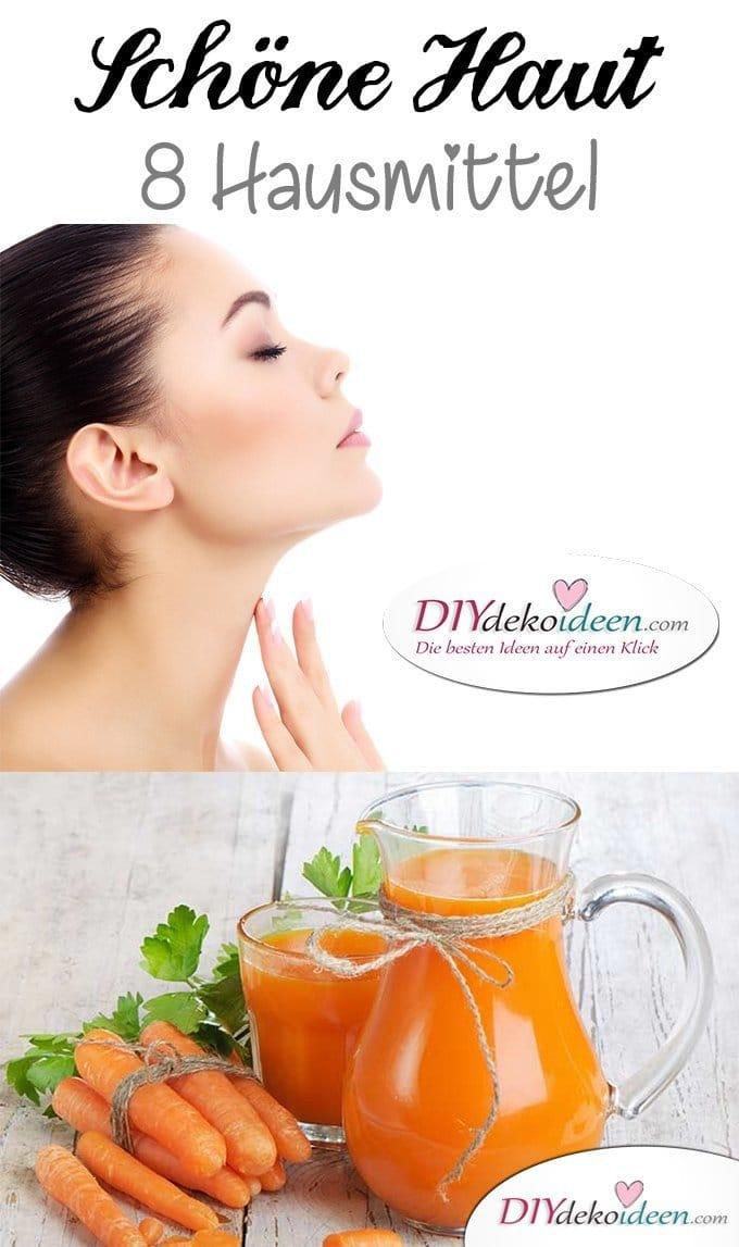 8 Hausmittel für gesunde und schöne Haut, Hausmittel, strahlende Haut, schöner Teint, schöne Haut, Hausmittel Rezepte, Beautytipps, Beautyrezepte, Schönheit, DIYdekoideen, Schönheitstipps