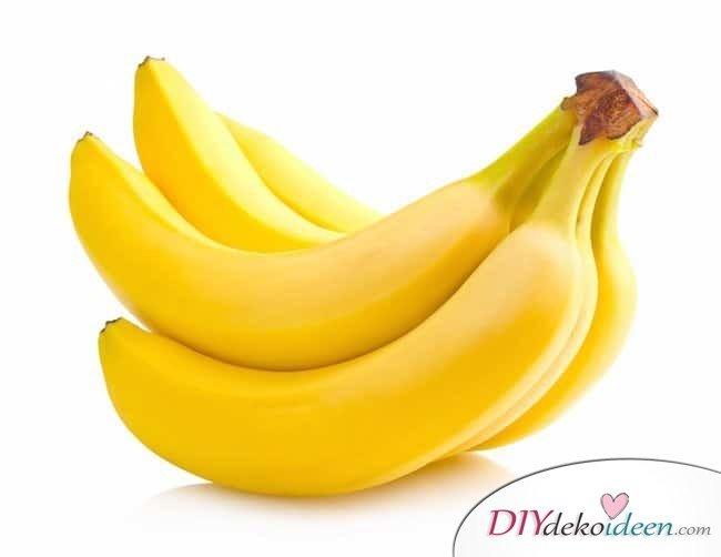 8 Hausmittel für gesunde und schöne Haut, Bananen, Hausmittel, strahlende Haut, schöner Teint, schöne Haut, Hausmittel Rezepte, Beautytipps, Beautyrezepte, Schönheit, DIYdekoideen, Schönheitstipps