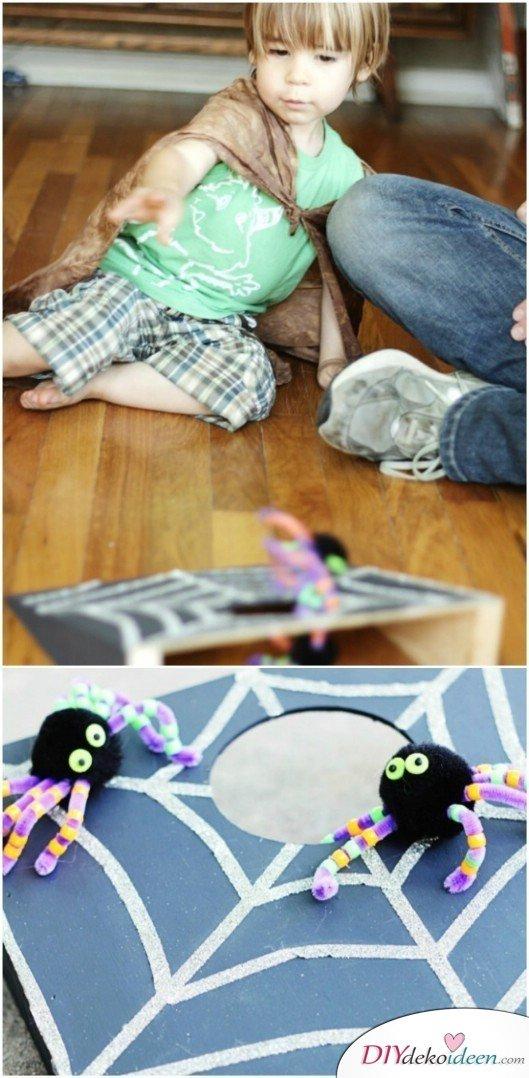 15 Halloween Party Spiele - Sackloch-Spiel
