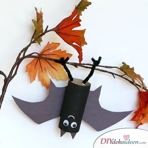 Halloween Deko Basteln Mit Kindern Jetzt Wird S Gruselig