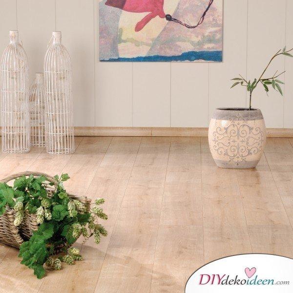 Die Vorteile von Holz bei der Inneneinrichtung - mit Holz dekorieren