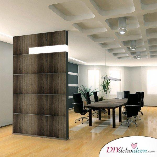 Die Vorteile von Holz bei der Inneneinrichtung - Büro einrichten