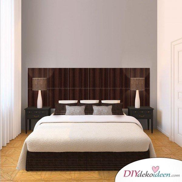 Die Vorteile von Holz bei der Inneneinrichtung - Schlafzimmer einrichten