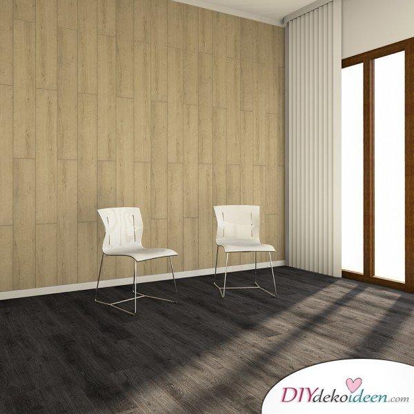 Die Vorteile von Holz bei der Inneneinrichtung - Wandverkleidungen