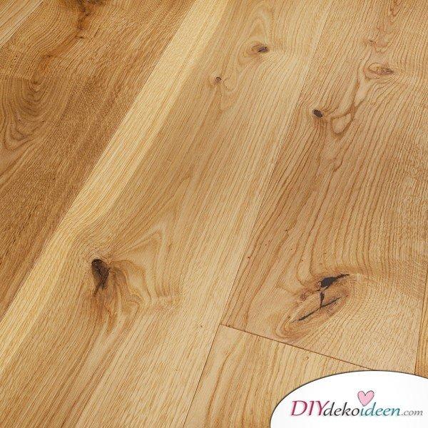 Die Vorteile von Holz bei der Inneneinrichtung - Einrichtungsideen