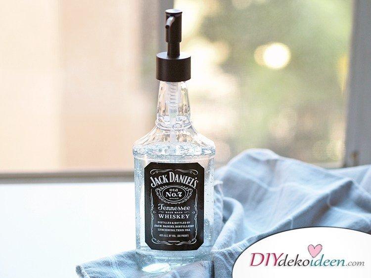 Weihnachtsgeschenke für Männer- Jack Daniels Seifenspender