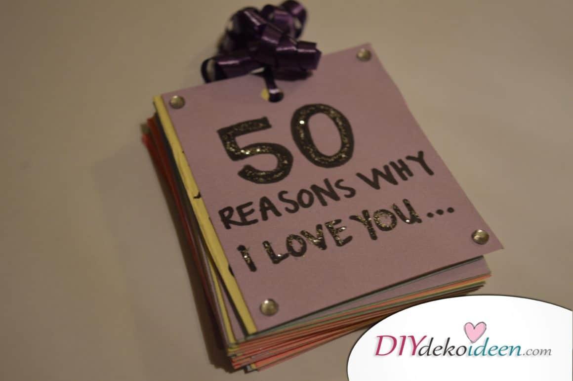 Weihnachtsgeschenke für Männer- 50 Gründe