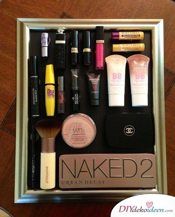 Weihnachtsgeschenke für Frauen- Magnet Make-Up-Board