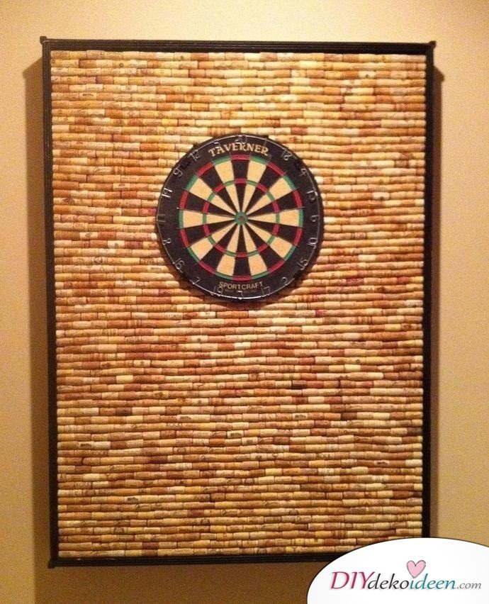Christmas gifts for men- Wall protection for Darts