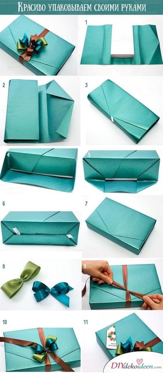 40 Weihnachten Geschenkverpackung Ideen Geschenke Verpacken