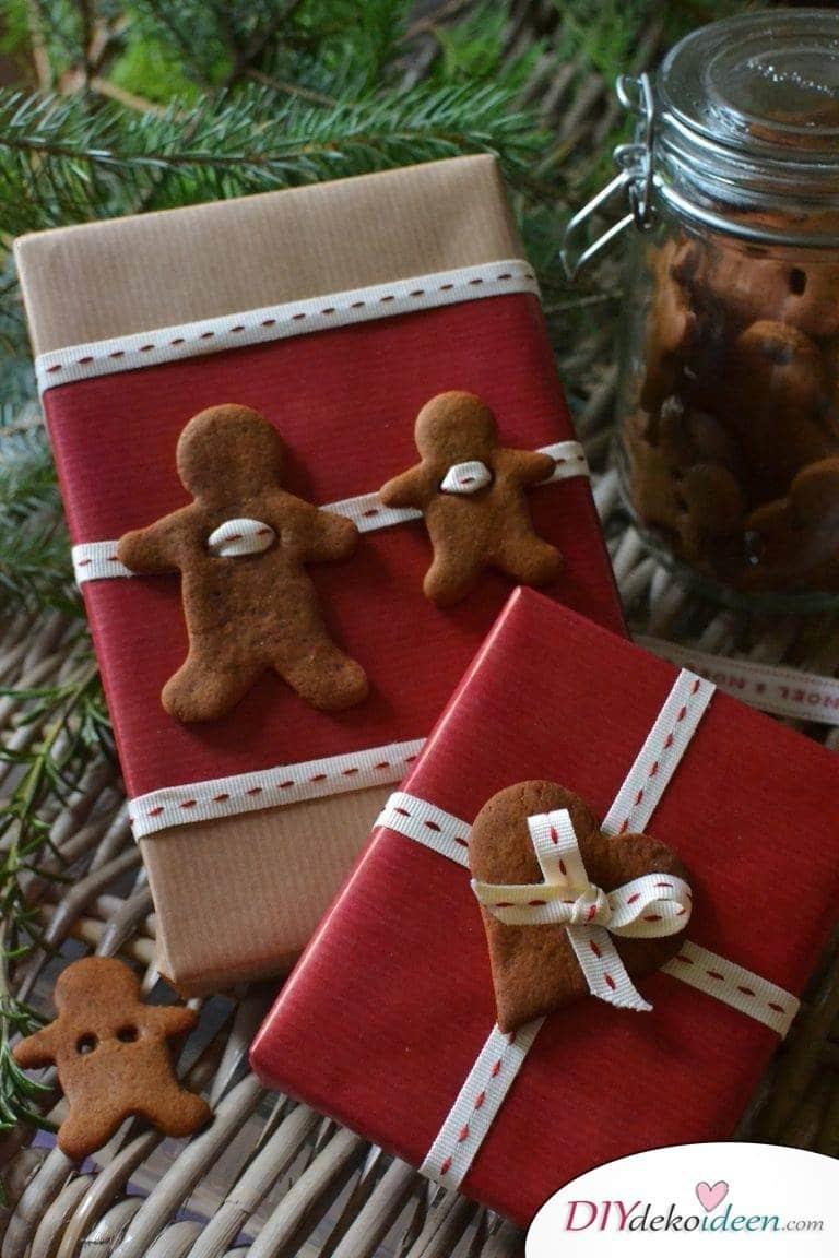 Lebkuchen backen zu Weihnachten