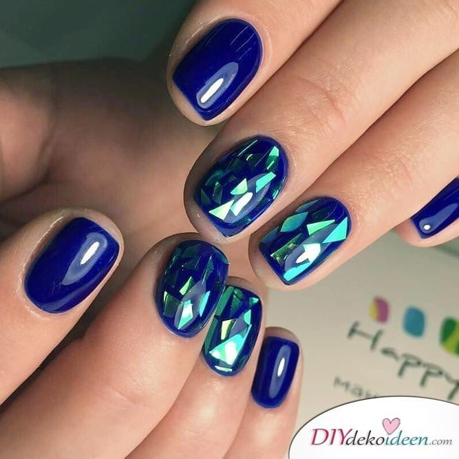 Silvester Nageldesign- 3D Nägel