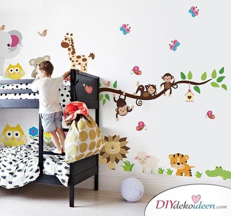 Wohntrend Wandtattoo – Wandtattoo Wandsticker Wandaufkleber fürs Kinderzimmer