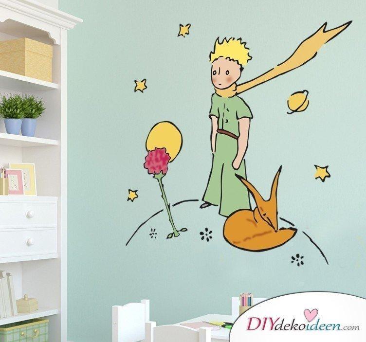 Wohntrend Wandtattoo – Wandtattoo Kinderzimmer einrichten