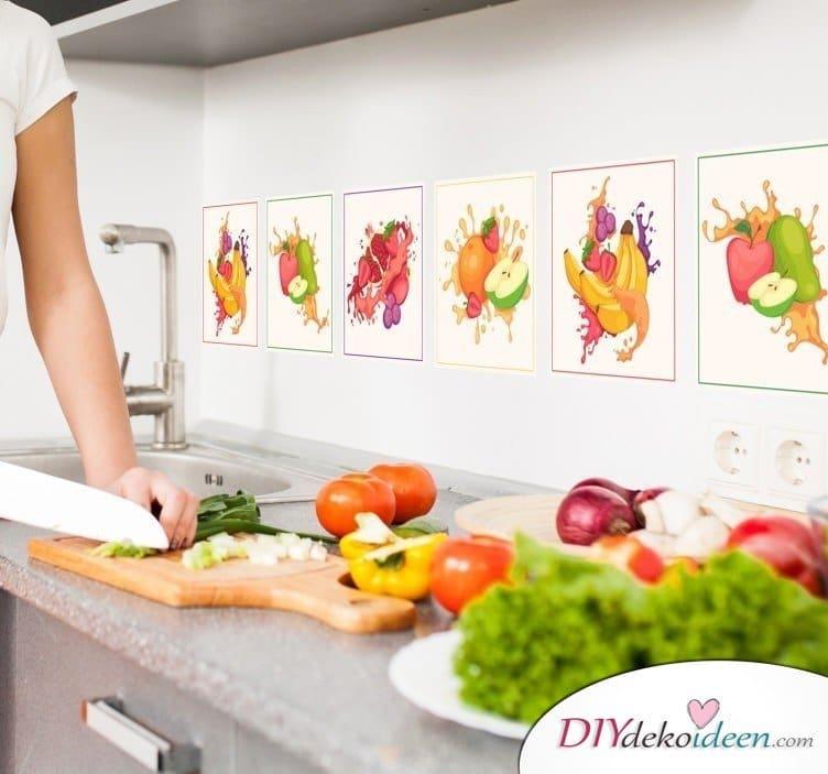 Wohntrend Wandtattoo – Wandtattoo Küche einrichten Wandsticker