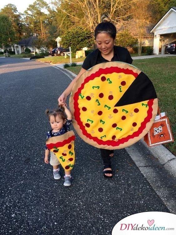 Kinderkostüme - Pizza