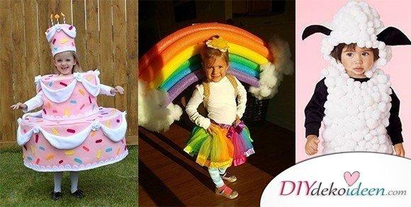 30 Lustige Faschingskostüme Für Kinder Selber Machen Die