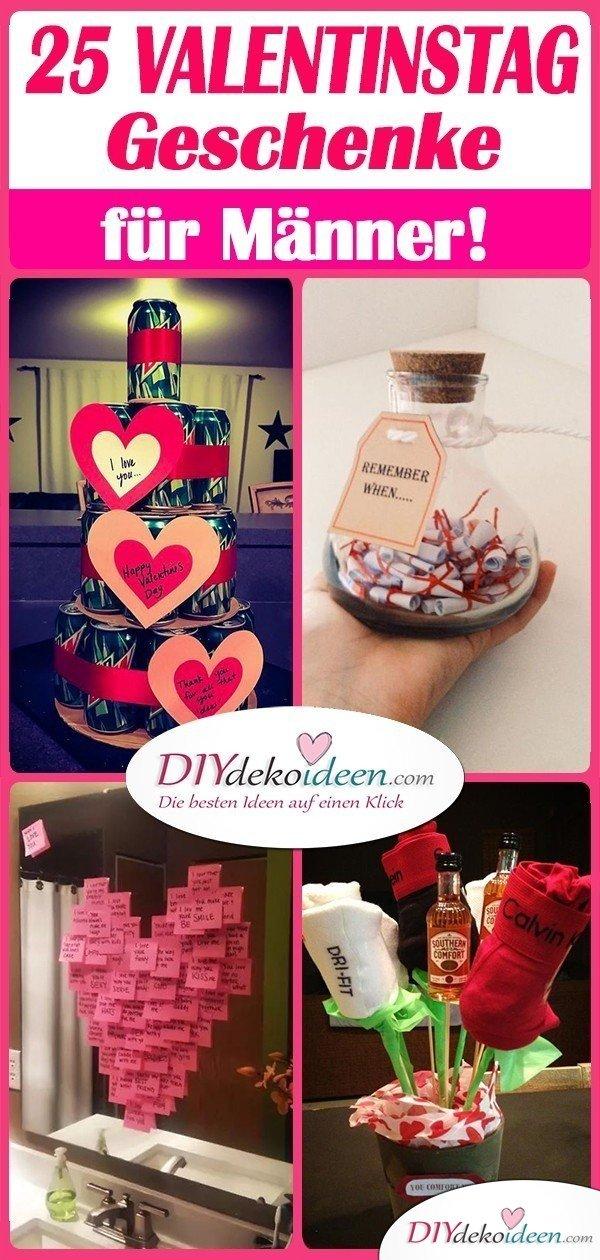 Top 25 Valentinstagsgeschenke Für Männer Zum Selbermachen